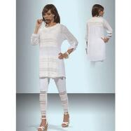 3-Pc. Breezy Lace Tunic Set by Love the Queen by Donna Vinci