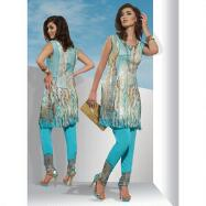 2-Pc. Sleeveless Snakeskin Print Pant Set by Love the Queen by Donna Vinci