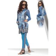 2-Pc. Mediterranean Pant Set by Love the Queen by Donna Vinci