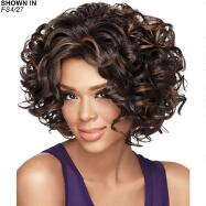Soft Curls Lace Front Wig by Sherri Shepherd™ LUXHAIR™ NOW™