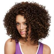 Curl-Intense Lace Front Wig by Sherri Shepherd™ LUXHAIR™ NOW™