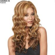 Goddess Waves Lace Front Wig by Sherri Shepherd™ LUXHAIR™ NOW™