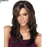 Luscious Layers Lace Front Wig by Sherri Shepherd™ LUXHAIR™ NOW™