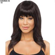 Clip-In Bangs Hairpiece by Sherri Shepherd™ LUXHAIR™ NOW™