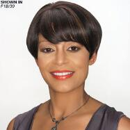 Maggie Human Hair Wig by Foxy Silver®