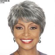Priscilla Human Hair Wig by Foxy Silver®