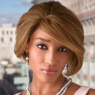 Adeline Lace Front Human Hair Wig by Especially Yours®