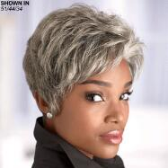 Sammy Lace-Front Wig by Diahann Carroll™