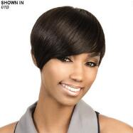 H. Volta Human Hair Wig by Motown Tress™