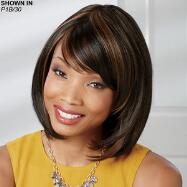 Nia Human Hair Blend Wig by Especially Yours®
