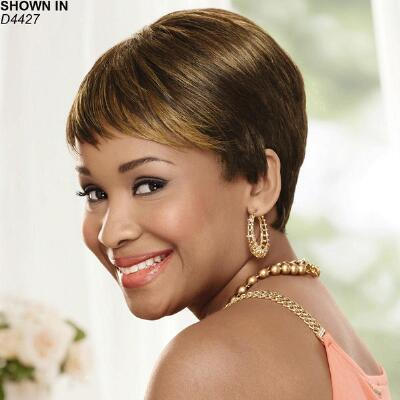 Bianca Human Hair Blend Wig by Especially Yours®