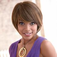 Hair Envy Human Hair Blend Wig by Especially Yours®