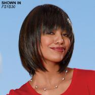 Tawny Human Hair Blend Wig by Especially Yours®