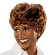 Stellar Blended Human Hair Wig by Diahann Carroll™