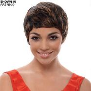 Short Stop Human Hair Wig by Janet Collection™