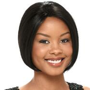 Coral Human Hair Lace Front Wig by It's a Wig!