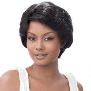 Halle Human Hair Lace Front Wig by It's a Wig!