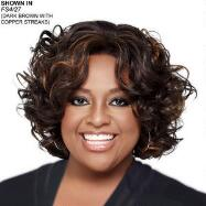 Soft Curls Lace Front Wig by Sherri Shepherd™ LUXHAIR™