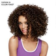 Curl-Intense Lace Front Wig from NOW™ by Sherri Shepherd™