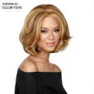 Big Wave Bob Lace Front Wig by Sherri Shepherd™ LUXHAIR™