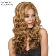 Goddess Waves Lace Front Wig by Sherri Shepherd™ LUXHAIR™
