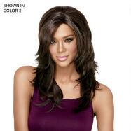 Luscious Layers Lace Front Wig by Sherri Shepherd™
