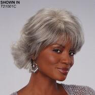 Embrace Human Hair Wig by Diahann Carroll™