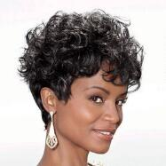 Esme Human Hair Wig by Diahann Carroll