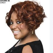 Curl Bob Lace Front Wig by Sherri Shepherd™ LUXHAIR™ NOW™