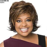 Feather Lite Shag Wig by by Sherri Shepherd™ LUXHAIR™