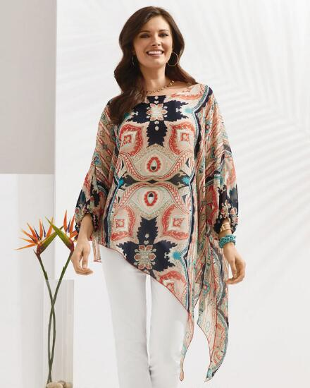 Rich Reflections Tunic