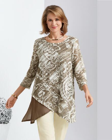 Stay Neutral Tunic