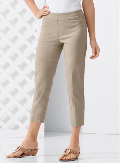 The LOOK Slim Classic Crop - Women