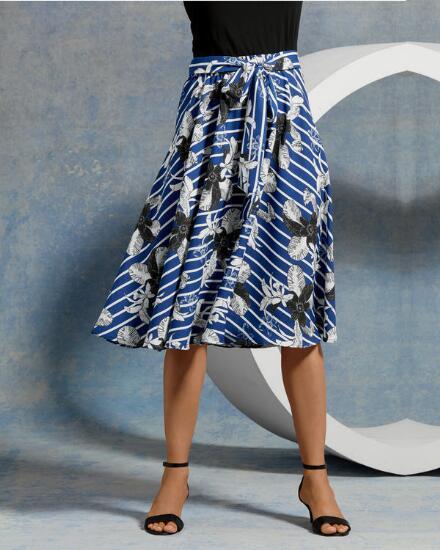 Never a Wallflower Skirt