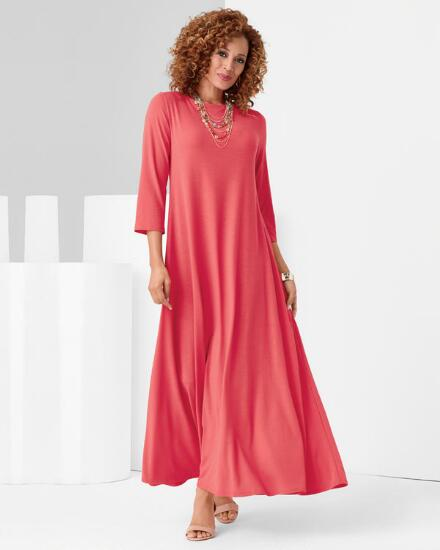 Knockout Knit Maxi Dress - Women