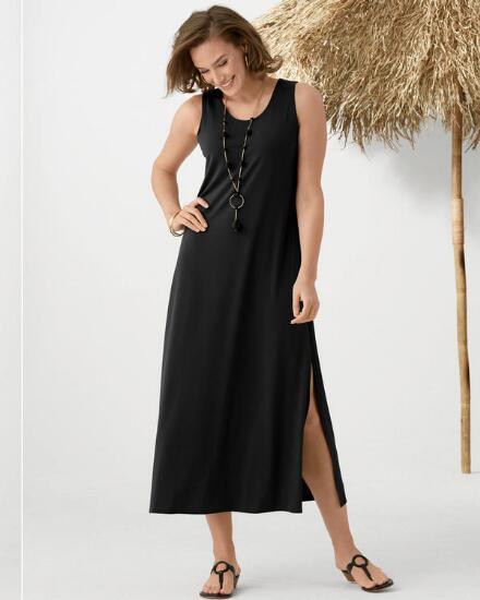 Sun-sational Maxi Dress