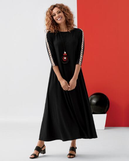 Loop de Loop Maxi Dress