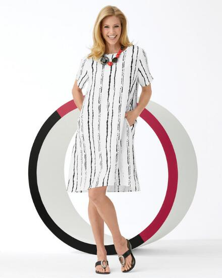 Easy Look Pocket Dress