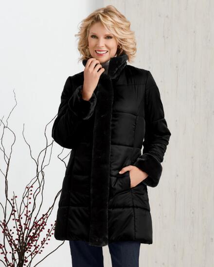 Parkway Puffer Coat