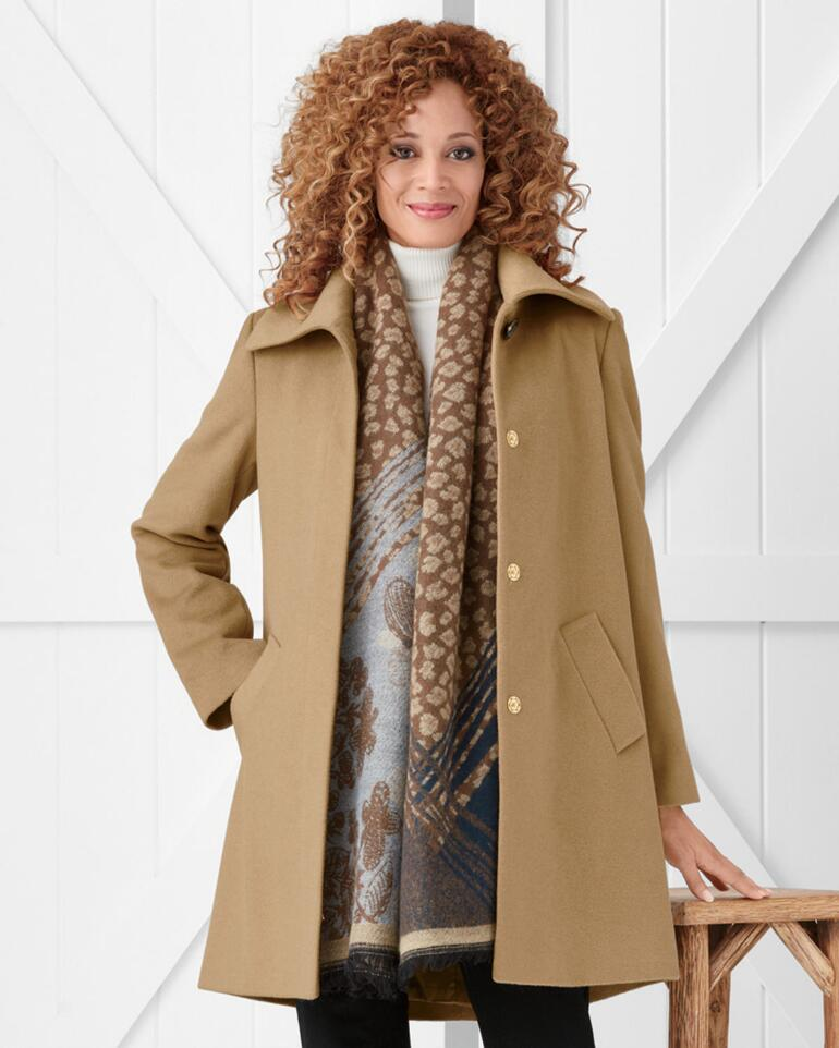 A Day in the City Coat