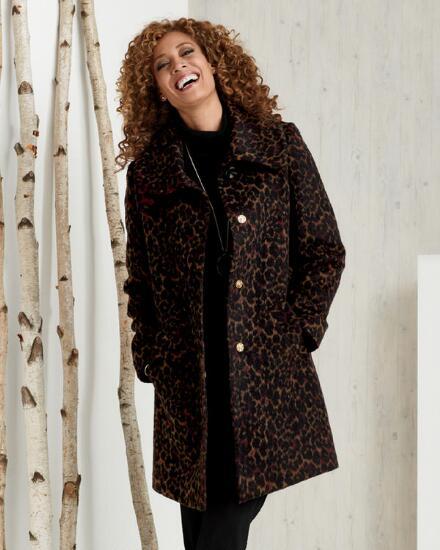 Fierce & Fabulous Coat