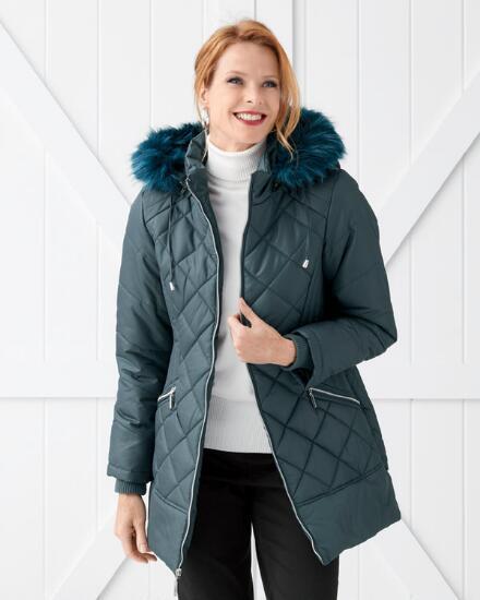 No Catchin' Cold Coat