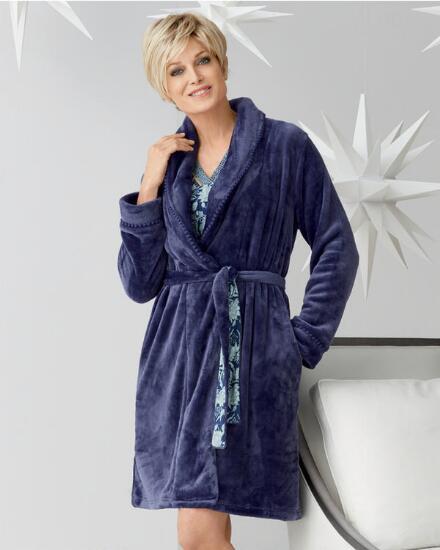 Sweet Dreams Fleece Robe