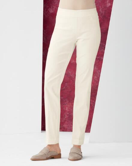 Color Closeout THE LOOK Slim Everyday Pant