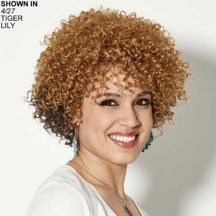 Lara Human Hair Blend Wig by WIGSHOP®