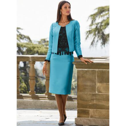 Vision in Elegance Suit by EY Boutique