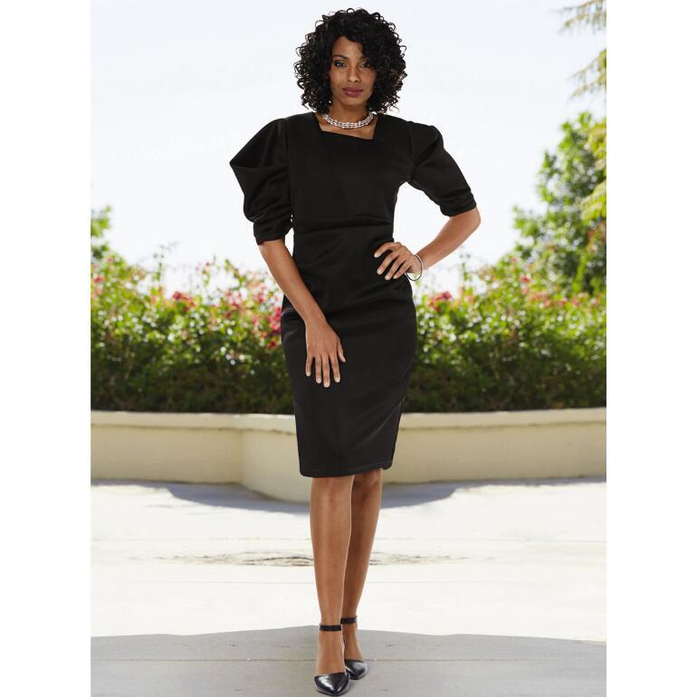 Beauty Unfolds Dress by EY Boutique