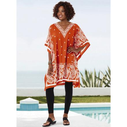 Microfiber Tunic Caftan 9 by Studio EY