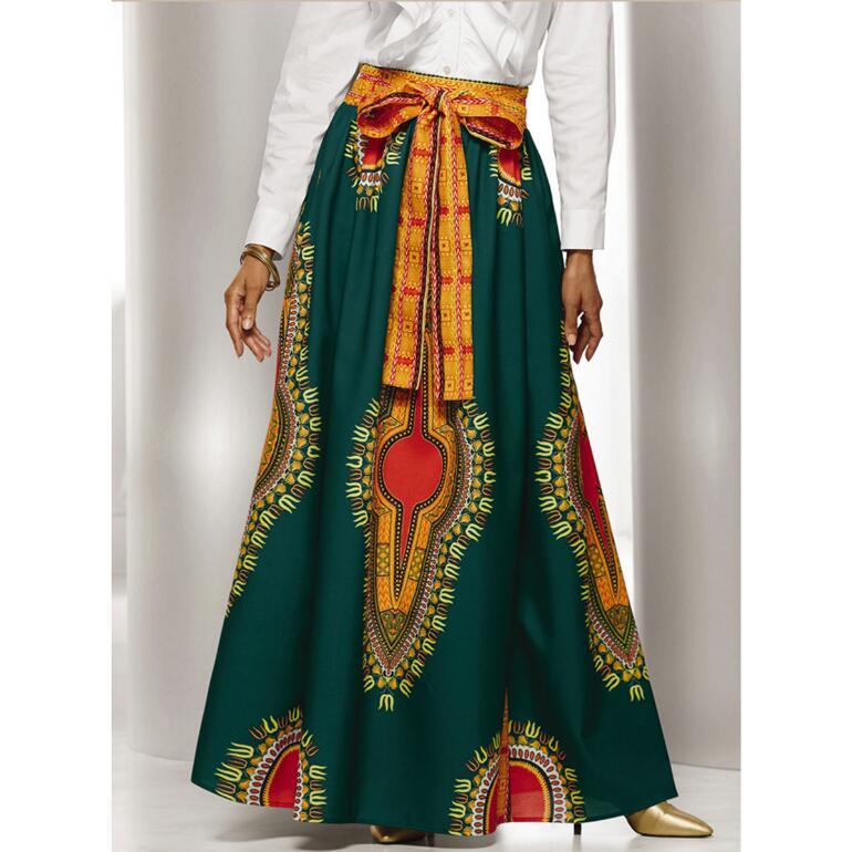 Dash of Dashiki Skirt by Studio EY