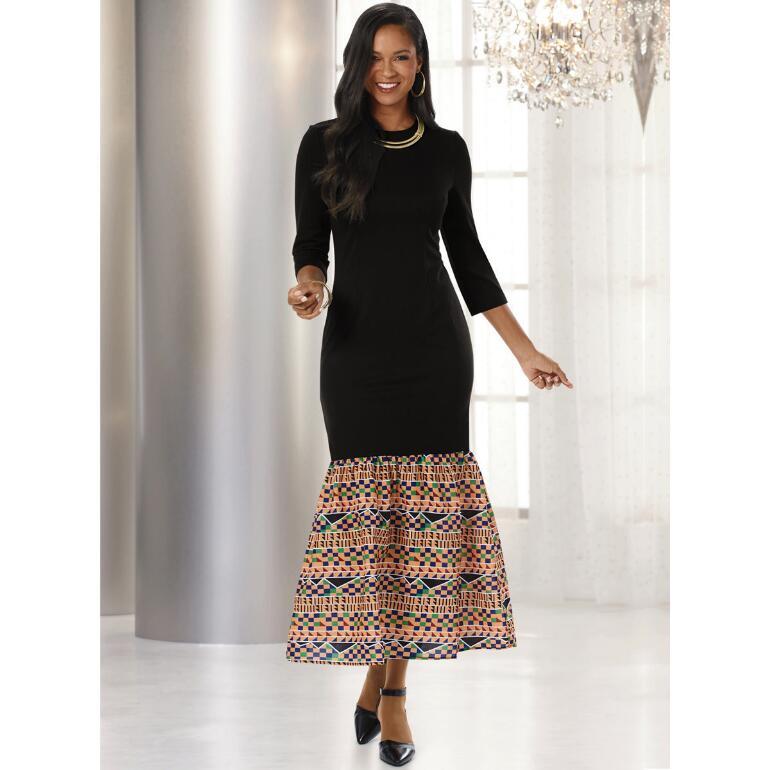 Flounce of Felice Dress by Studio EY